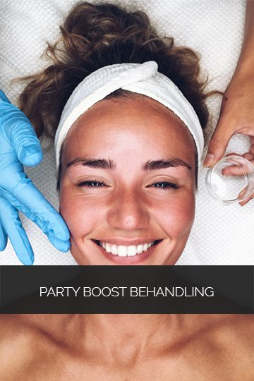 Party boost behandling